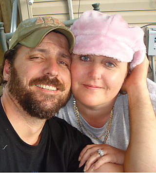 Me and my Honeybunch July 4th