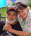 Dad & Jody July 4th