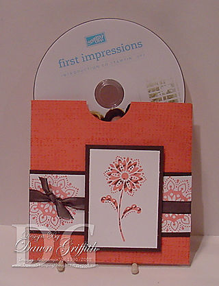 CD DVD holder