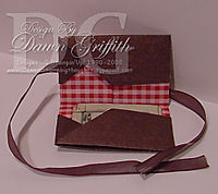 Wallet Opened Bella Rose