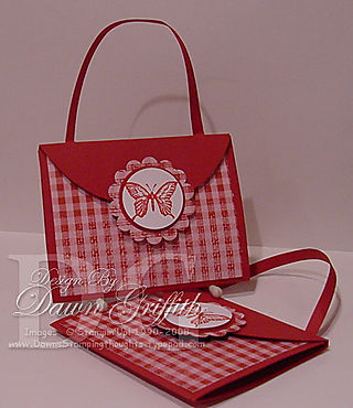 5 in 1 envelope purse closed