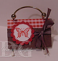 Wallet Closed Bella Rose