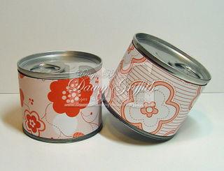 Pop top cans