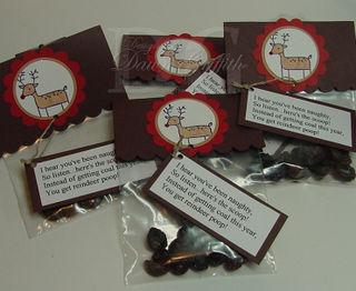 Reindeer Poop group