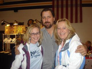Amanda , Rich & Sherri