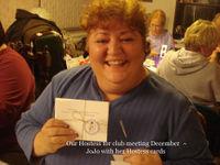 Our Hostess for Dec JoJo