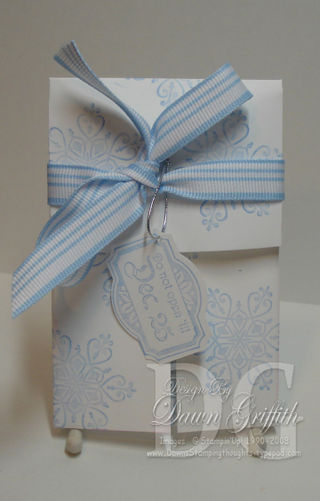 Gift card envelope #2