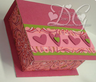 Valentine Box closed