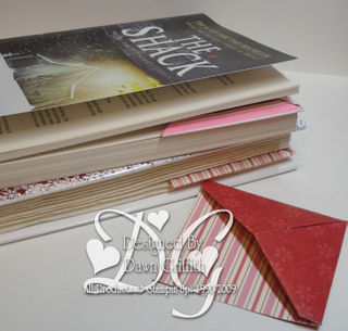 Corner Bookmarker with Dawn Griffith