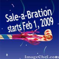Sale-a-bration startes Feb 1, 2009