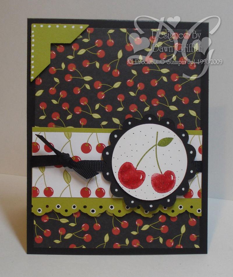 Cherries galore