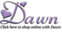 Shopping online with Dawn