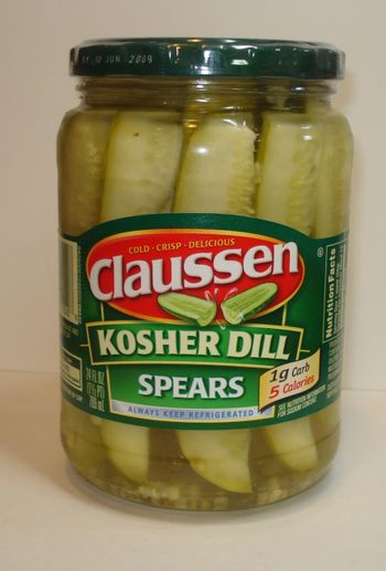 Claussen pickles