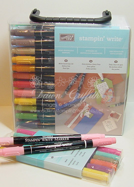 Stampin'Up! Markers ©
