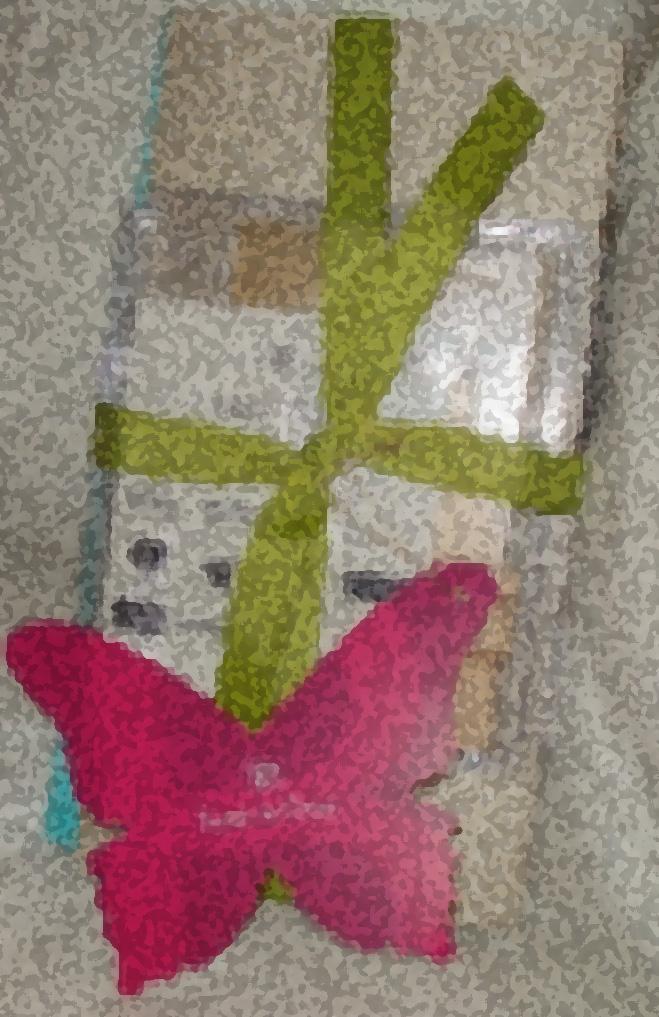 Pillow gift  #1  Wednesday night