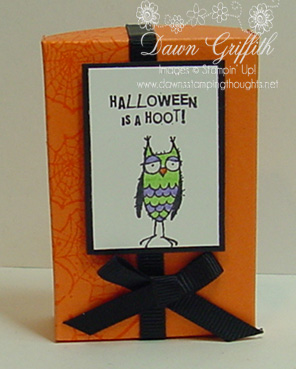 Halloween is a Hoot box closed