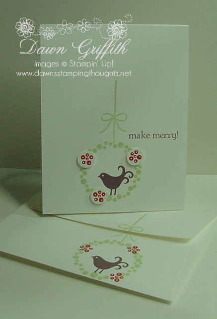Make Merry Bird