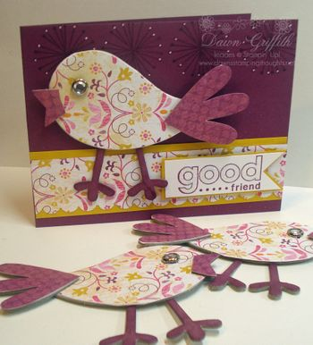Covering  Chipboard card