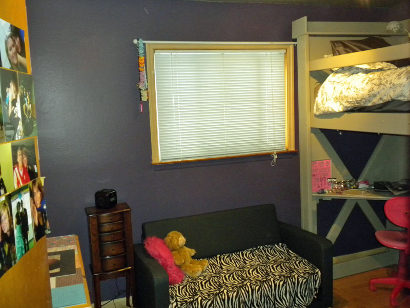 Jessie's new bedroom #1