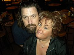 Me and my honey bunch