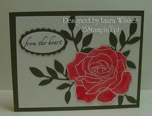 Laura Wilsher's Birthday card
