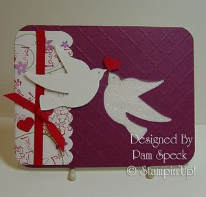 Valentine swap by Pam Speck
