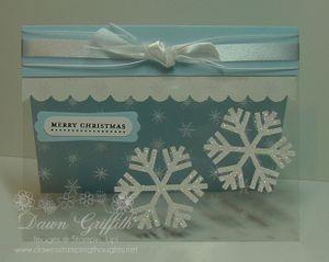 Glitter Queens Christmas Swap Dawn Griffith