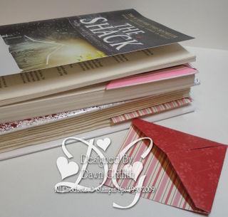 Corner bookmarker