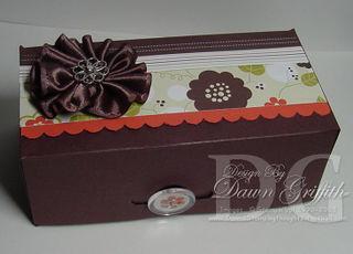 Cute gift box