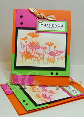 Poppin Pastels card