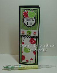 Goodies from Rita for Birthday 2010