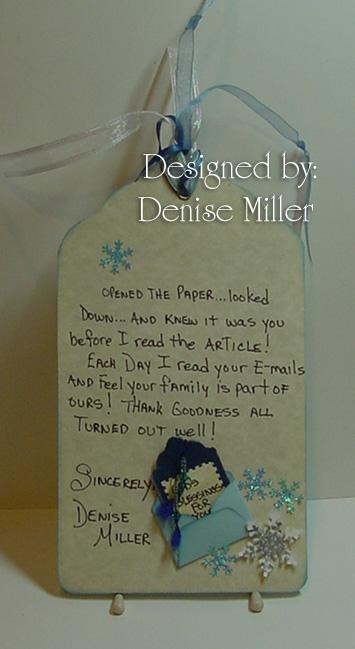 Denise Miller tag