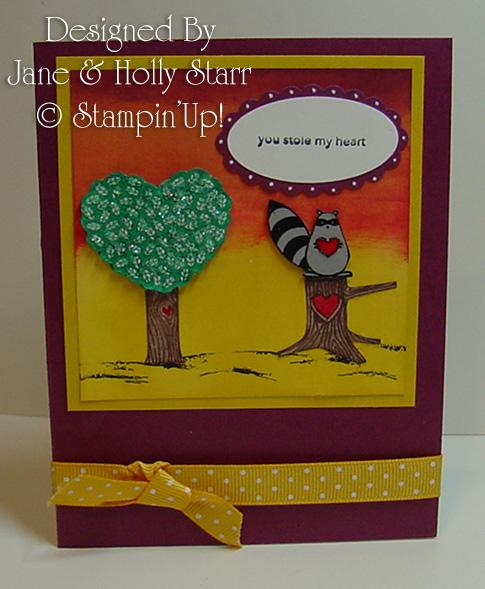 Valentine swap by Jane & Holly Starr