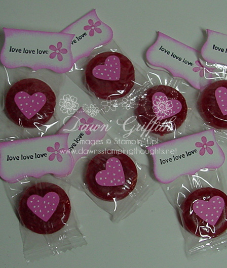 Lifesaver Treats for Valentines  Day