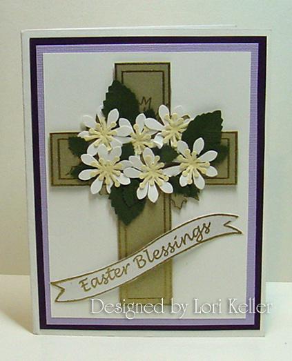 Lori Keller Easter Card