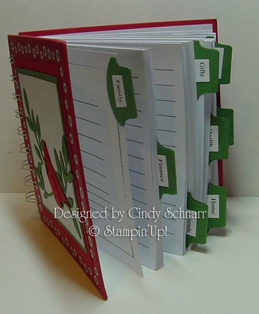 Cindy Schnarr Book opened