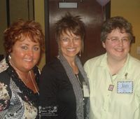 Dawn, Shelli and Jan Tink