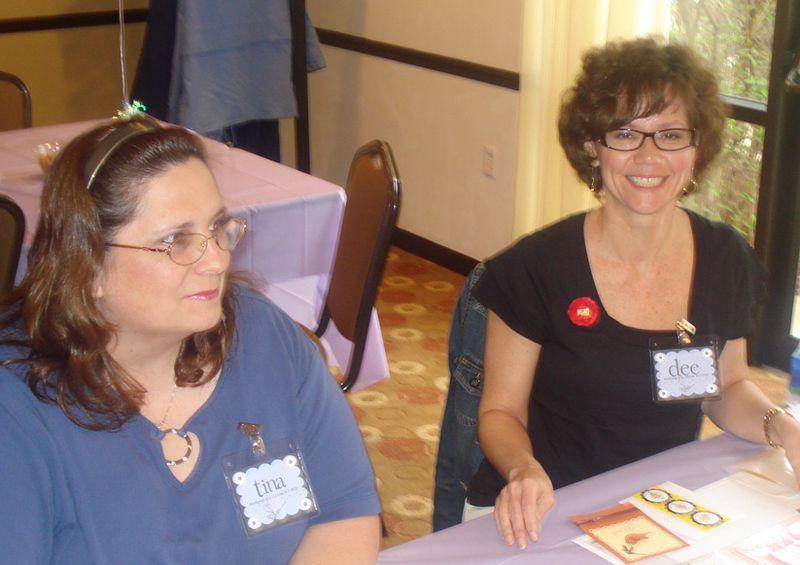 Tina and Dee