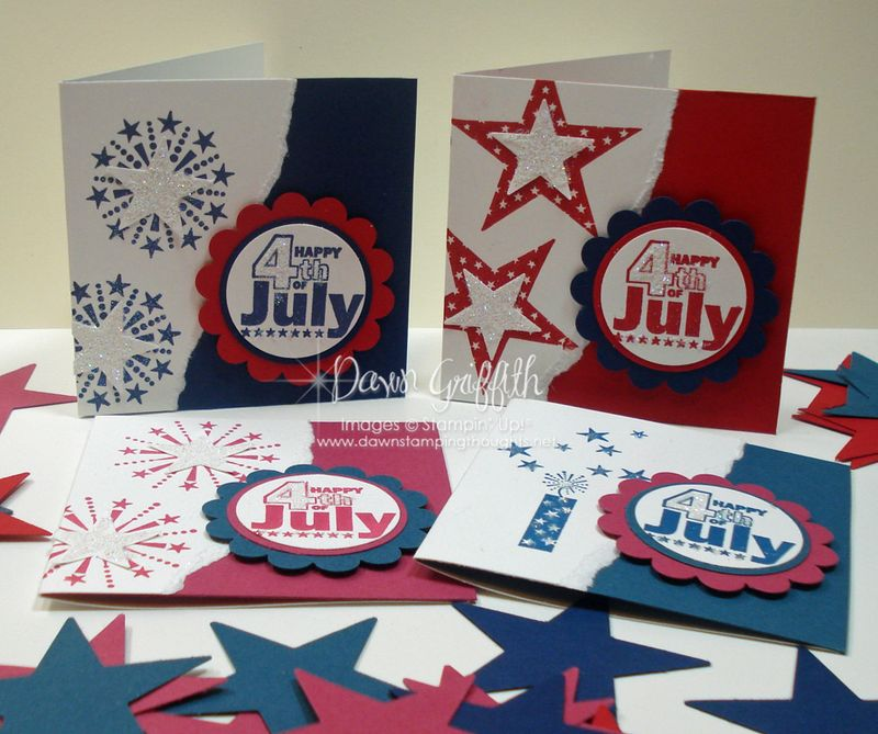 Thank you notes for June 2010