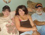 Jody, Jess & Papa June 2010