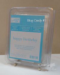Blog Candy #1