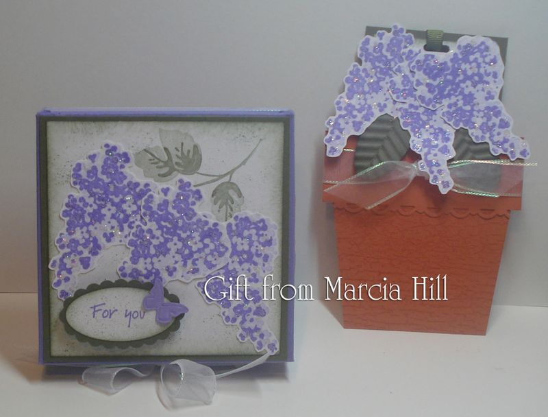 Gift from Marcia Hill ~ Closed