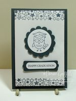 Gift card holder front #1