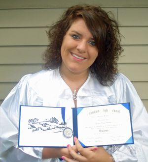 Jessies Graduation photo #2