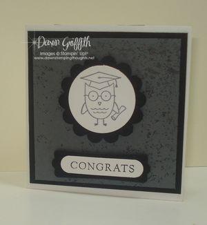 Congrates for Ben