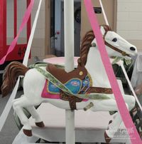 Lindas Carousel horse