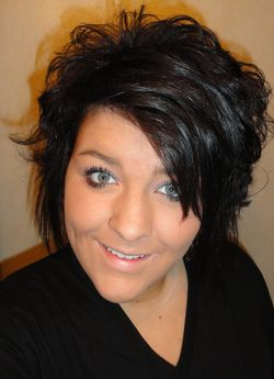 Jessie's new hair cut #2