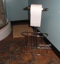 Toilet paper holder #1