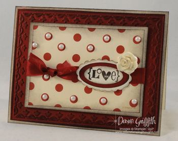 Love Letter with Basic Pearls