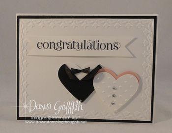 Bride & Groom Hearts